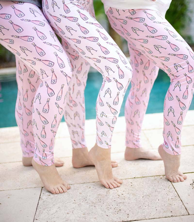 Be everythine party favor bachelorette party pants