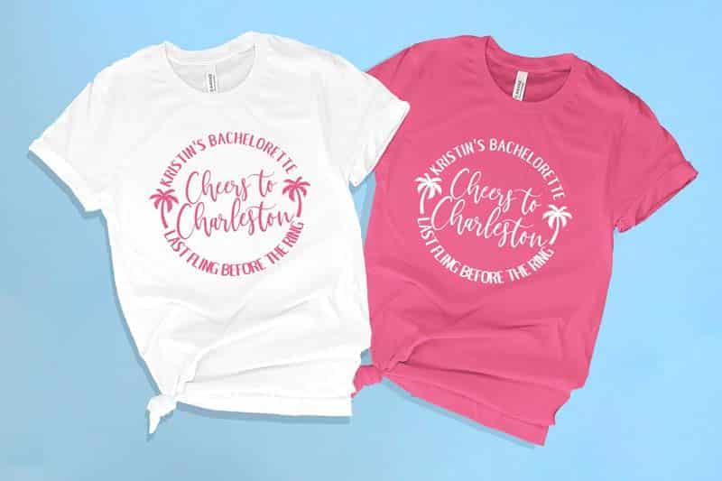 Be everythine bachelorette shirts