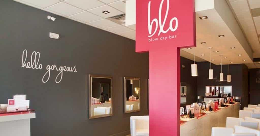 Blo Blow Dry Bar, Vendor Spotlight, Charleston SC
