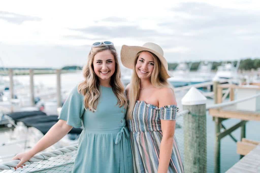 Emma Farr's trip to Charleston SC