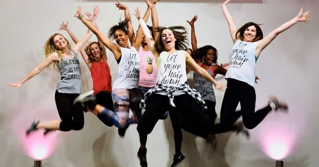 Dance Class Charleston