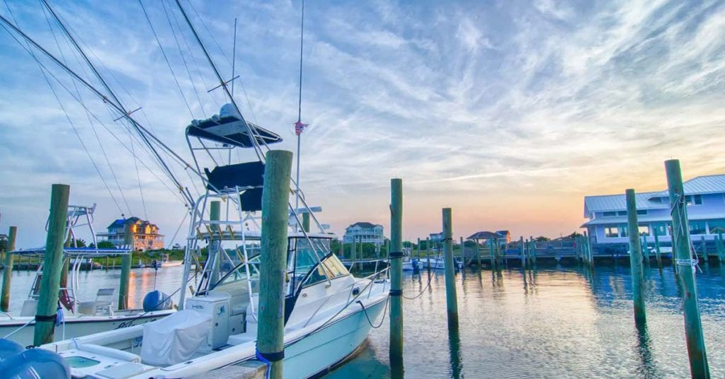Folly Beach Boat Charters packages in Charleston area