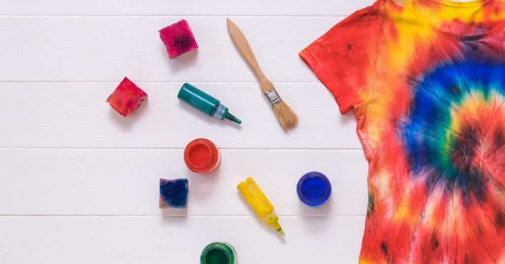 Tie-Dye Party, vacation activity