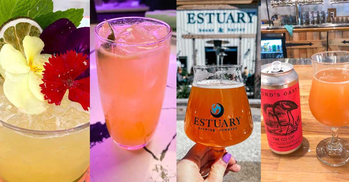 The Charleston Vacationer's March 2021 Cocktail Picks in Charleston