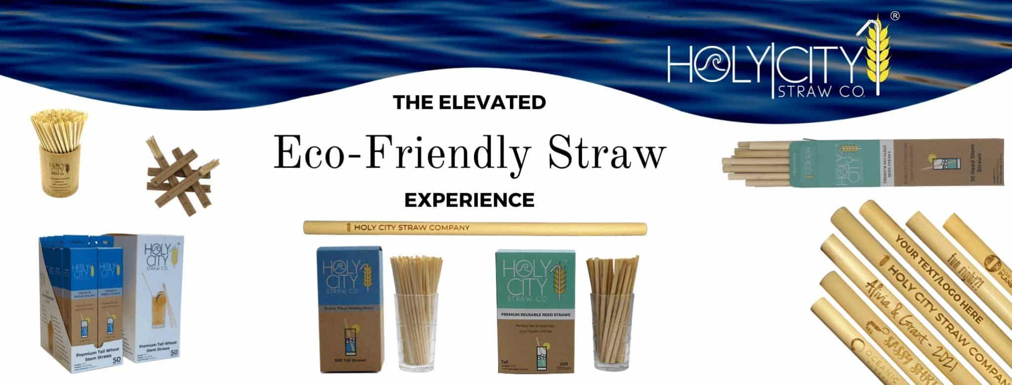 Tom Crowley with Holy City Straw Company in Charleston SC