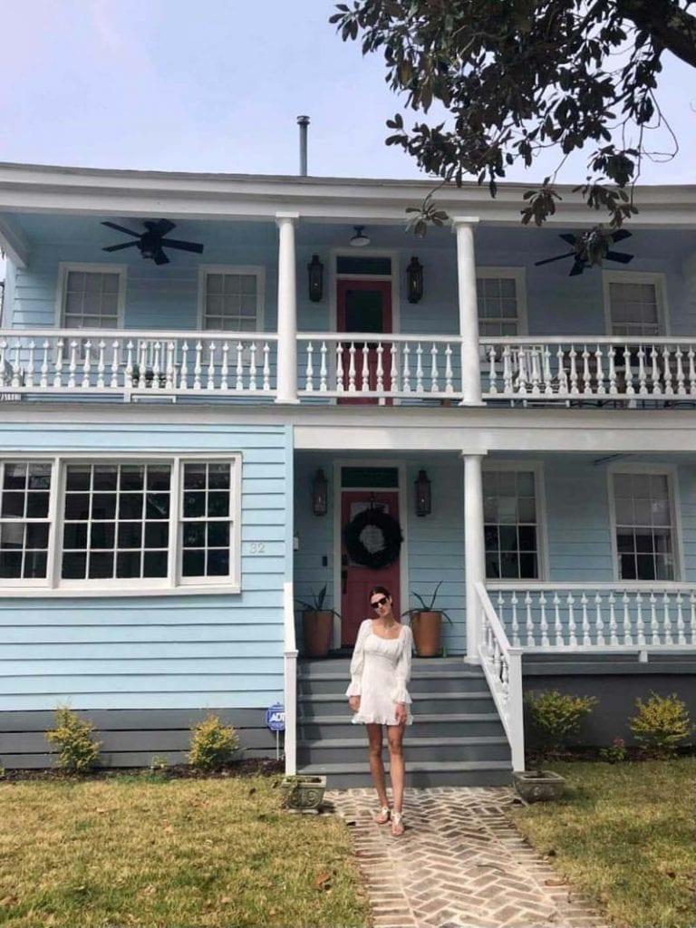 Lindsey H's Charleston vacation