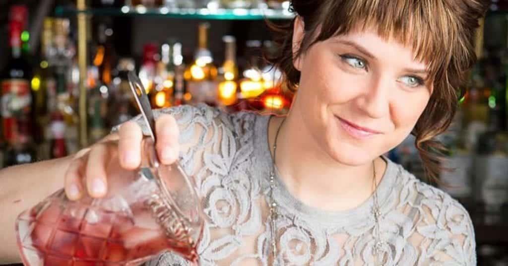 Megan Deschaine with Megan Makes Drinks in Charleston SC