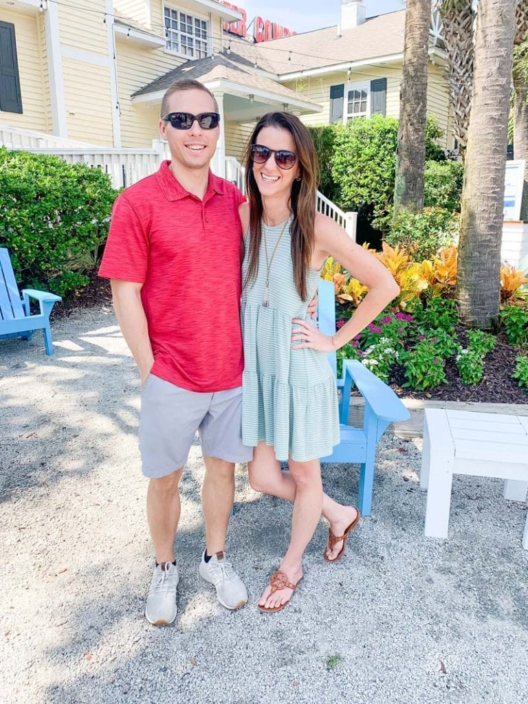Amy Allen's trip to Charleston SC.