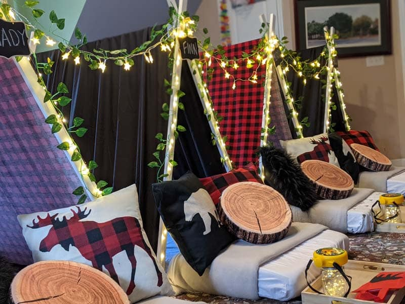 A Spotlight on Pam Hricik and Sheri Pilley with Charleston Slumber Party in Charleston, SC.
