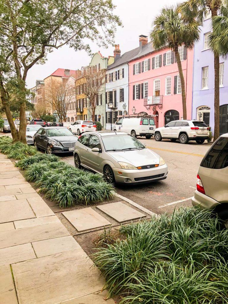 Taylor Harvey's friends trip to Charleston SC.