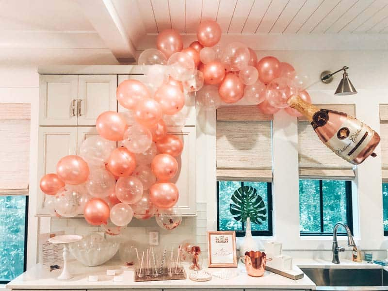 Airbnb Decorating in Charleston, SC.