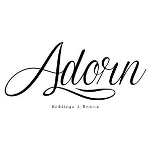 Adorn Weddings and Events logo
