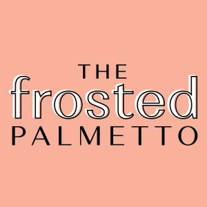 The Frosted Palmetto logo